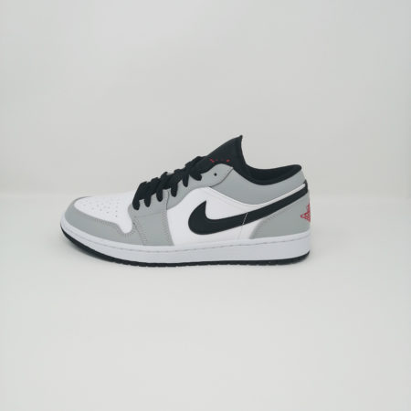 Air Jordan 1 Low Smoke Grey Front 1